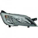 SCHEINWERFER RE.   DUCATO,14->>    CHROM+LED...