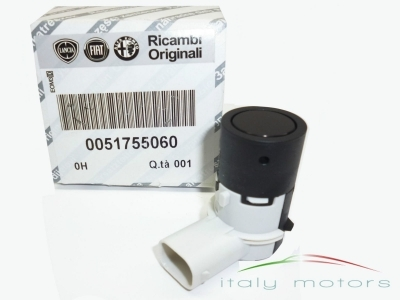 Fiat Stilo Fiat Idea original Parksensor PDC parking sensor 51755060