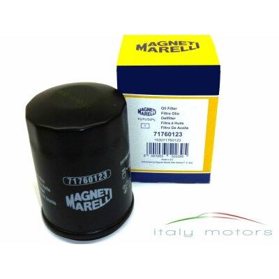 alfa romeo mito 1,4 57 kw magneti marelli Ölfilter filter Ö